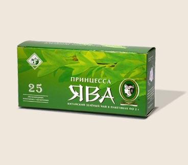 зеленый чай ява для похудения